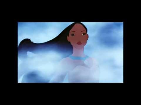 Pocahontas - Écoute ton coeur ( parole) видео