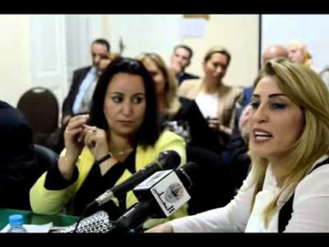 ابوكريشة: يعرض توصيات لجنة الشباب بإتحاد المحامين العرب