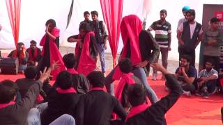Street Play team from Kirdaar, Theatre society of Ashoka University. This play is based on problems and issues faced by the third...