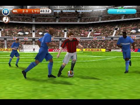 0 Real Football 2010   El mejor fútbol de Gameloft en tu iPhone