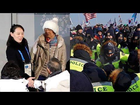 Πιονγκτσάνγκ 2018: Η συνύπαρξη Νότιας και Βόρειας Κορέας