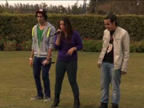 فريق Young Pharoz- بيوت الحكام - The X Factor 2013
