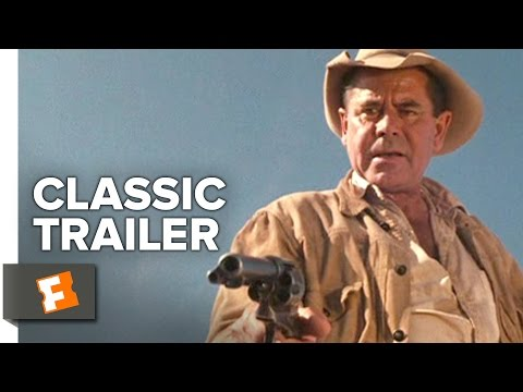 Day Of The Evil Gun (1968) Official Trailer - Glenn Ford, Arthur Kennedy Western Movie HD