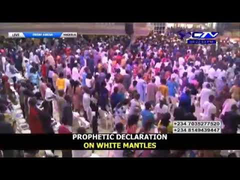 UNSTOPPABLE RESURRECTION PROPHETIC MOMENT