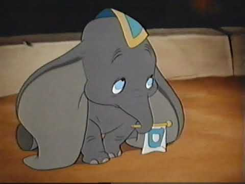 Dumbo (1941) - Fall of Pachyderms