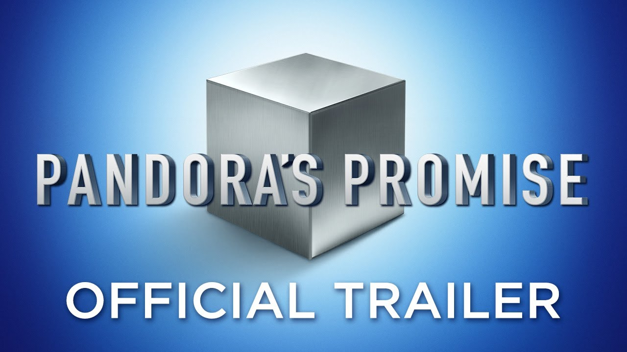 Trailer of Pandora's Promise (a feature-length documentary with expert Gwyneth Cravens)