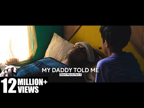 Download Video Gen Halilintar (Short Movie - Part 2) - My Daddy Told Me | New Single