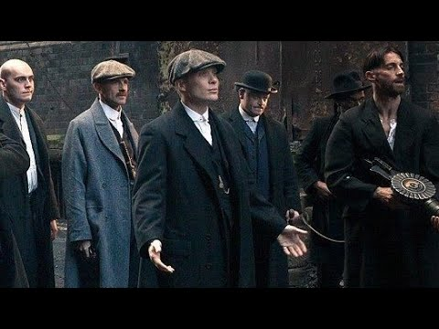 Peaky blinders season 1 e 6/Tommy shelby getting shot/ Billy Kimber conflict scene