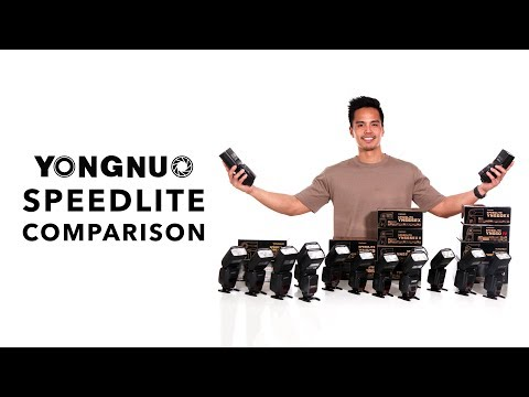 Download Yongnuo Speedlite Flash Comparison Guide HD Mp4 3GP Video and MP3
