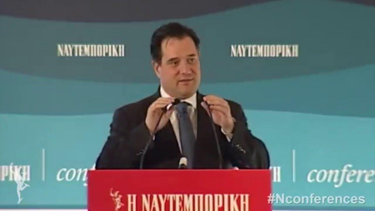 Άδωνις   Σπυρίδων Γεωργιάδης, Βουλευτής, Αντιπρόεδρος της Νέας Δημοκρατίας