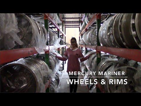 Factory Original Mercury Mariner Wheels & Mercury Mariner Rims – OriginalWheels.com