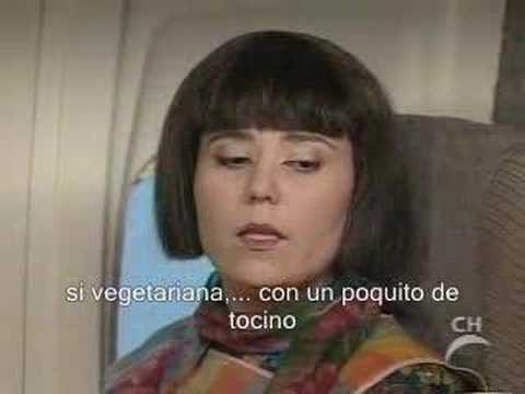 Mad TV: La pasajera fastidiosa
