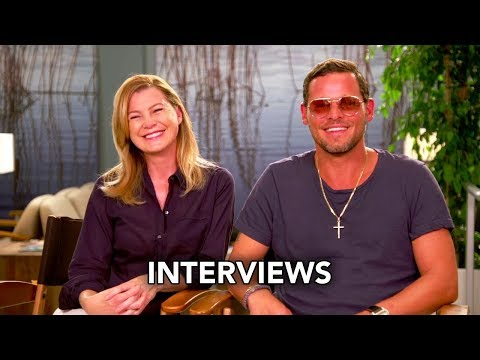Grey's Anatomy 300th Episode - Cast Interviews (HD)
