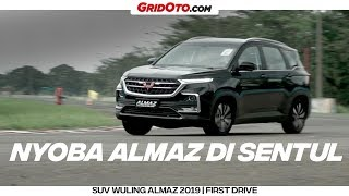 Download Video SUV Wuling Almaz | First Drive | GridOto MP3 3GP MP4