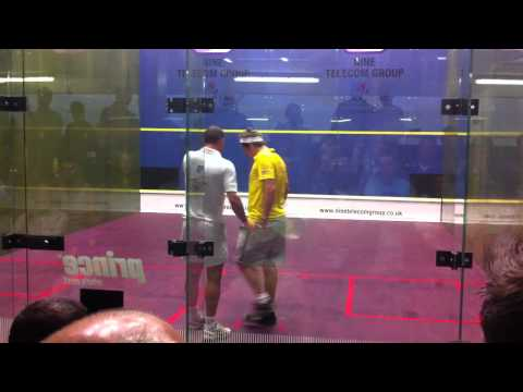 Legends of Squash 2011 Day 2 – Taylor Vs Power 5.MOV