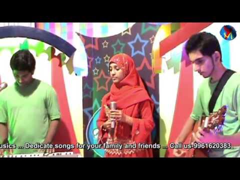 Mappila song Ponnu molay enthina Nishad   Sabira   YouTube