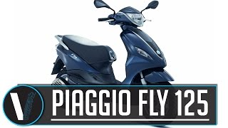 4. Piaggio Fly 125 review 2016