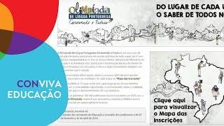 Programas e Projetos - Olimpíada de Língua Portuguesa