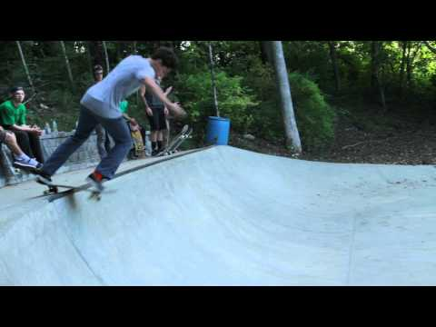 Official Plainfield CT Skatepark Edit