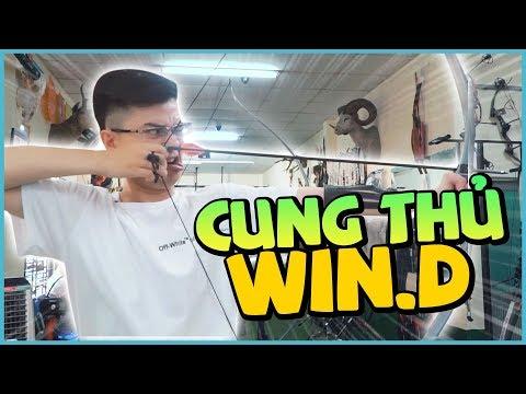 Win.D tập làm cung thủ và kết quả ăn hành sml !? | LIFE OF WIN.D - Thời lượng: 12 phút.