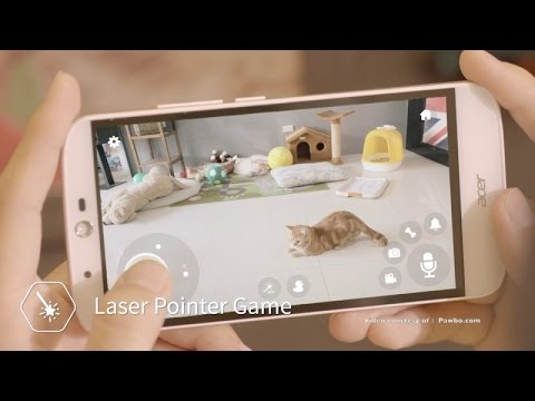 Pawbo Plus - Treat and Play with Your Pet from Anywhere