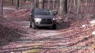 2010 Mitsubishi Outlander Car Review