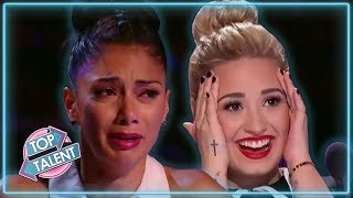 BETTER THAN THE ORIGINAL?   Unique Cover Auditions on Got Talent, Idols and X Factor   Top Talent