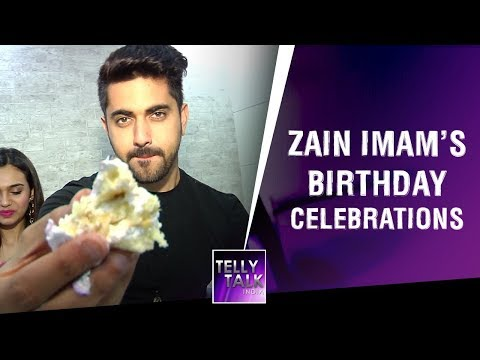 Birthday messages - Zain Imam's Surprise Birthday Celebration With Zoom, Talks About His Birthday Wish & More