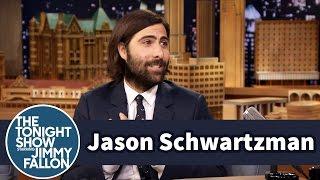 Jason Schwartzman Impersonated <b>Anthony Kiedis</b>