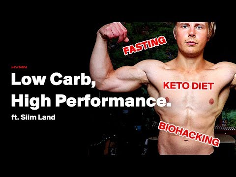 Low carb diet - Low Carb, HIGH PERFORMANCE: Ketosis Tips, Tricks, & Nuances ft. Siim Land  #105