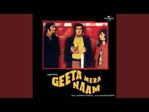 "Suniye Zara Dekhiye Na (From ""Geeta Mera Naam"")"