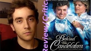 Nonton Review Cr  Tica  Behind The Candelabra  2013  Film Subtitle Indonesia Streaming Movie Download