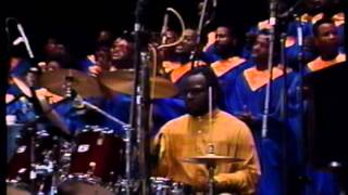 He's All Over Me - Bishop Jeff Banks And The Revival Temple Mass Choir