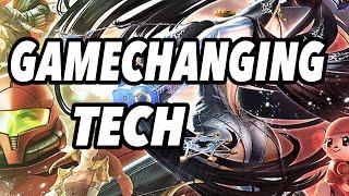 Gamechanging new Bayonetta tech (satire)