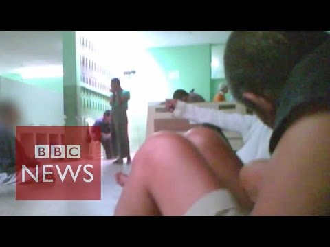 Inside 'world's most dangerous' hospital in Guatemala