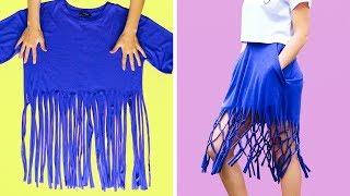 22 FUN HACKS FOR SUMMER CLOTHES