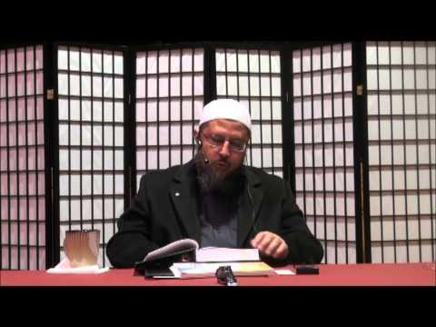 شرح معارج القبول شرح سلم الوصول للحكمي-٦