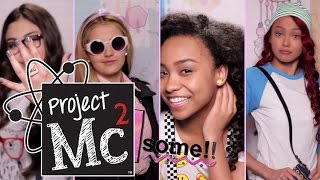 Video Get to Know Project Mc² | Smart Is The New Cool MP3, 3GP, MP4, WEBM, AVI, FLV Juli 2018