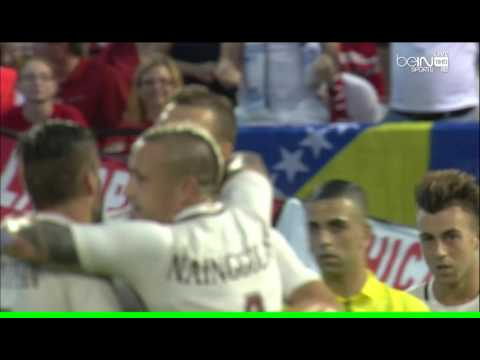 Liverpool AS Roma 0-1 Great goal by Dzeco HD 02-08-2016 Friendly