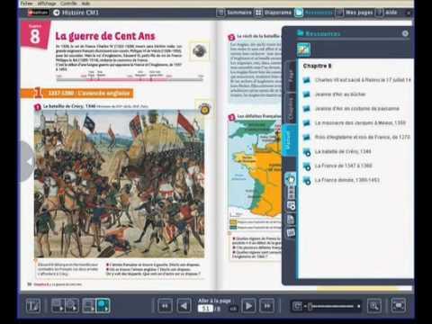 Les ABC du Brevet et du Bac  - démo des livres numériques interactifs