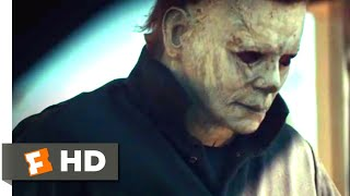 Nonton Halloween (2018) - Bathroom Bloodshed Scene (2/10)   Movieclips Film Subtitle Indonesia Streaming Movie Download