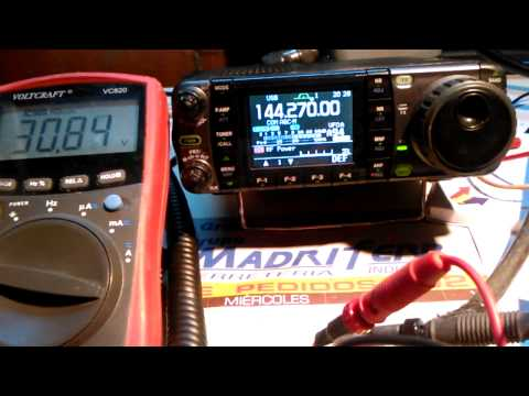 EA3MS 1kW 144 MHz SSPA first test