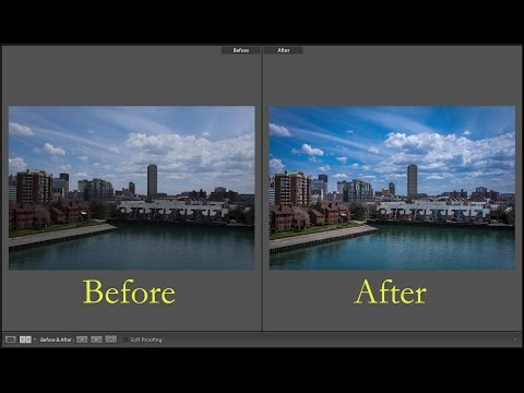 Learn Lightroom 6 / CC - Episode 1: Quickstart
