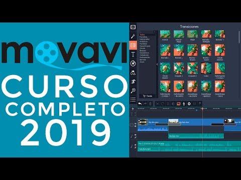 CURSO COMPLETO DE MOVAVI VIDEO SUITE 2019
