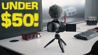 Video Camera Accessories for Filmmakers UNDER $50 MP3, 3GP, MP4, WEBM, AVI, FLV Juli 2018