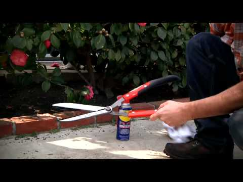 WD-40® Multi-Use Product - What Can't it Do?