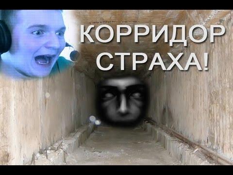 [САМЫЙ СИЛЬНЫЙ ИСПУГ?] The Corridor Прохождение с веб-камерой