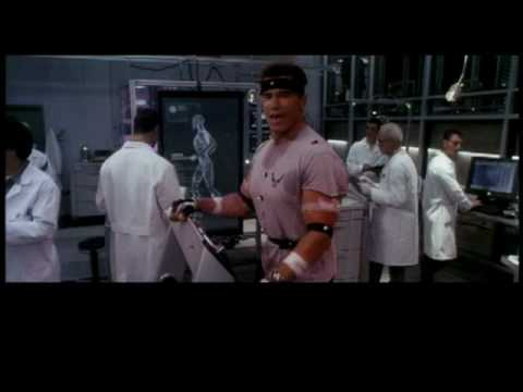 Sgt Candy (Terminator 3 Deleted Scene)