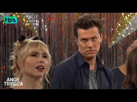 Angie Tribeca: Cast Dance [CLIP] | TBS