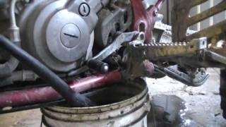 8. How to Change ATV Oil